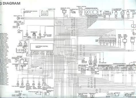 Schematic For Samurai Gauge Cluster Piratex