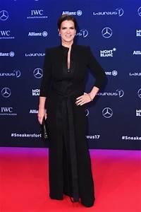 Katarina Witt Photos Photos - Red Carpet - 2017 Laureus ...