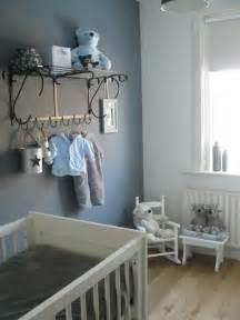 chambre bleu enfant chambre scandinave garcon