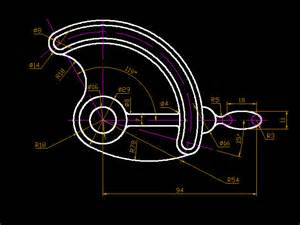 AutoCAD Mechanical Drawing Symbols