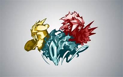 Pokemon Suicune Raikou Entei Wallpapers Legendary Background