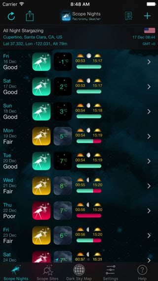 best astronomy app for iphone 15 top astronomy apps for iphone and ios