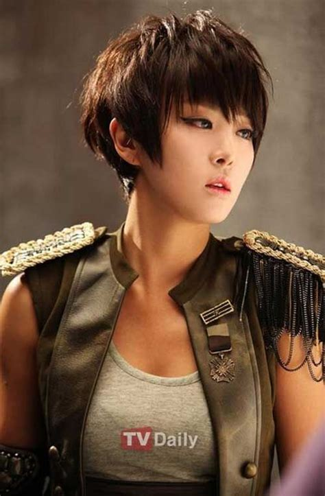 cute short asian hairstyles hairstyle zone
