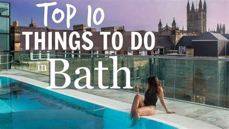 Top 10 Things To Do In Bath Doovi