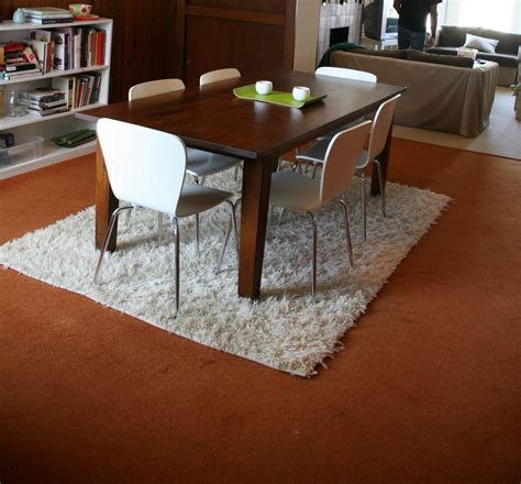 rug under dining table how to choose the right size rug homes to love tables and
