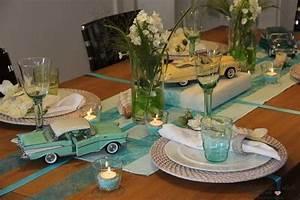 Tischdekoration Ideen Geburtstag : tischdekoration kuba tischlein deck dich ~ Frokenaadalensverden.com Haus und Dekorationen
