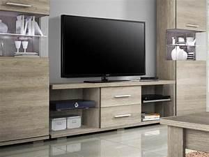 Meuble Tele Avec Rangement : meuble tv avec rangement design ~ Teatrodelosmanantiales.com Idées de Décoration