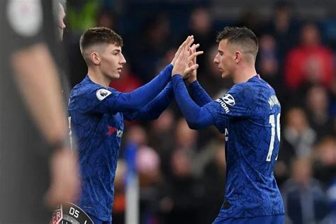 My mum's been helping me. I'll keep him grounded: Mason Mount after Billy Gilmour's ...