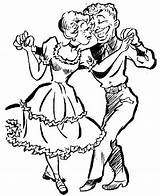 Dance Square Polka Clip Clipart Cliparts Graphics Dancers Weds Due Storm Nov Snow Week Last Line Library Moved Class Night sketch template