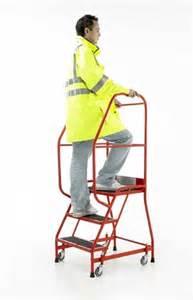 Platform Step Ladders Safety
