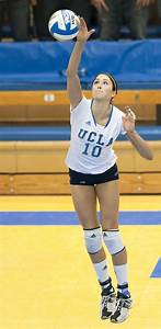 Women's volleyball looks past offseason events | Daily Bruin