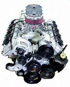 Chrysler  Jeep  Dodge 5 7l Hemi Engine Conversion W   Edelbrock Twin Carbs  Parts