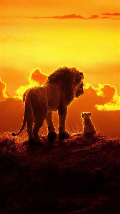 Lion King 4k Animation Ultra Mobile Wallpapers