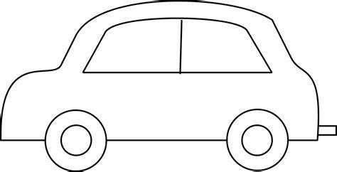 Auto Kleurplaat Zijkant by Auto Kleurplaat Zijkant Auto Tekening Kleurplaat Ideen