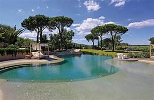 libre de toute expression With piscine forme libre avec plage