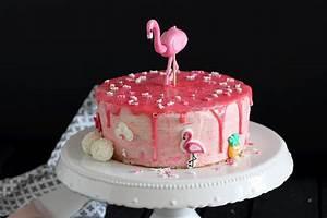 Torte Für Geburtstag : castlemaker lifestyle blog flamingo torte mit himbeer ricotta creme raffaellocreme ~ Frokenaadalensverden.com Haus und Dekorationen