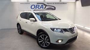 Nissan X Trail 7 Places Occasion : nissan x trail 1 6 dci 130ch all mode 4x4 i tekna 7 places occasion lyon s r zin rh ne ora7 ~ Accommodationitalianriviera.info Avis de Voitures