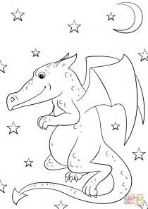 Cartoon Dragon coloring page Free Printable Coloring Pages