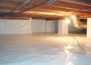 dealing with crawl space moisture in noblesville in 46060