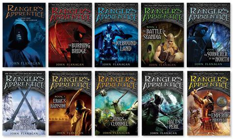 my favourite kid lit the ranger s apprentice series loveuntitled