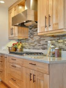 25 best ideas about light wood cabinets on pinterest