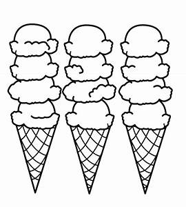 Ice Cream Scoop Template   Clipart Panda - Free Clipart Images