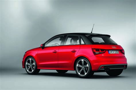 Audi A1 Sportback History Of Model Photo Gallery And