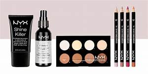 9 Best NYX Cosmetics Under $25 - Best Selling NYX Makeup