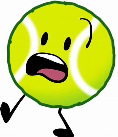 Ball Bfdi Tennis Fandom Object Wiki Smash