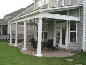 Fernando Build Shed Roof Patio Cover Diy Ideas Porch Roof Framing