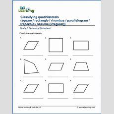 Grade 5 Geometry Worksheets  Free & Printable  K5 Learning