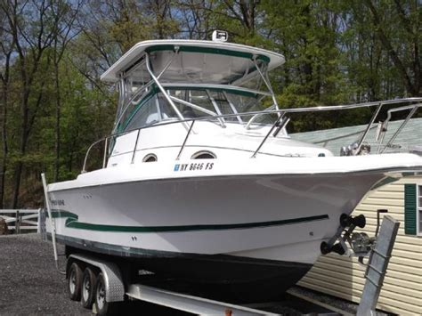 Proline Boats Wood Free by 2001 Pro Line 27 Walk Around 29 Bristol Ct For Sale 02809