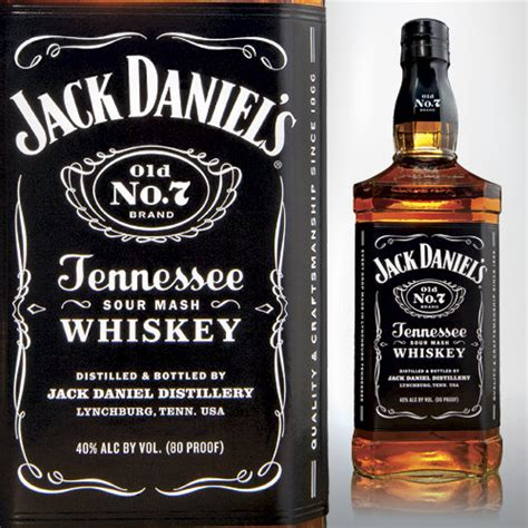 Jack Daniel's Tennessee Whiskey