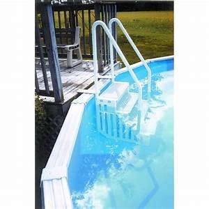 Escalier Pour Piscine Hors Sol : escalier piscine amovible escaliers amovibles quatre ~ Dailycaller-alerts.com Idées de Décoration
