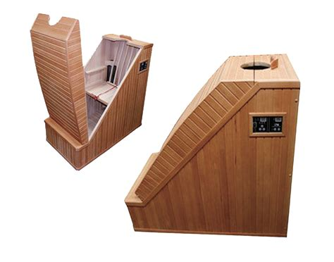 mini sauna 1 person 1 person precision therapy mini sauna spa equipment supply
