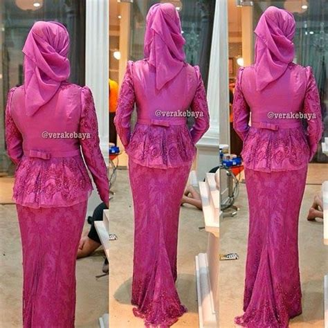 model kebaya muslim terbaru nusantara apparel