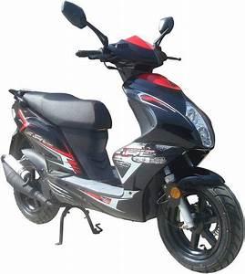 Motorroller 50 Ccm : luxxon motorroller 50 ccm 45 km h jackfire fahrzeuge ~ Kayakingforconservation.com Haus und Dekorationen