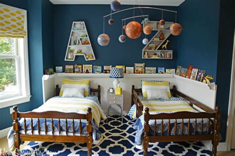 boy shared room little explorers classic shared boys room