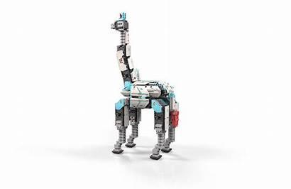 Robot Jimu Inventor Giraffe Pnj Kit Ubtech