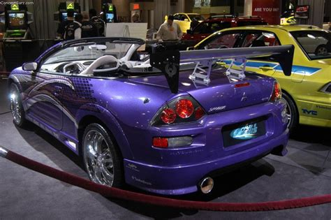 purple mitsubishi pics for gt fast and furious purple eclipse tyrese
