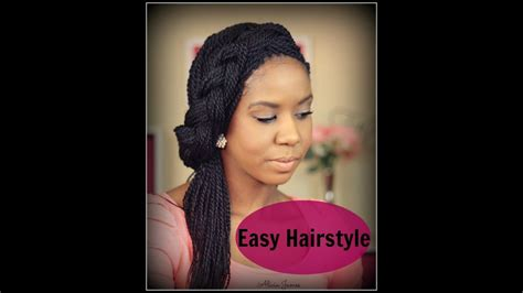 Easy Hairstyle Spring