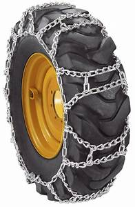 Rud Duo Pattern 19 5l-24 Tractor Tire Chains