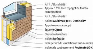 Isolation Fenetre Bois : d tails techniques isolation thermique ~ Edinachiropracticcenter.com Idées de Décoration