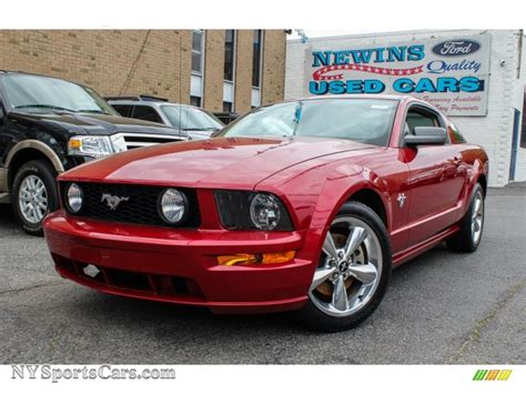 Newins Ford by 2009 Ford Mustang Gt Premium Coupe In Apple