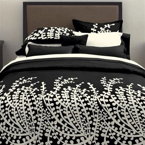 city scene branches black comforter set contemporary