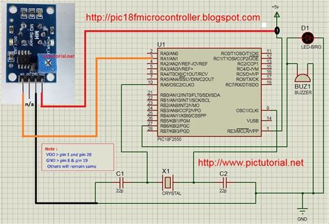 Gas Leakage Detector Project Using Microcontroller