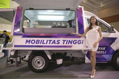 Suzuki Mega Carry Modification by Ikuti Giicomvec 2018 Suzuki Luncurkan Mega Carry Terbaru