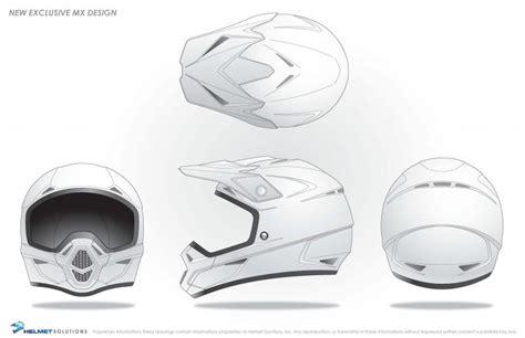 motocross helmet design motocross helmets designs images