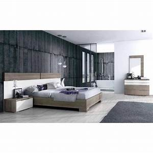 chambre contemporaine design ciabizcom With chambre a coucher contemporaine design