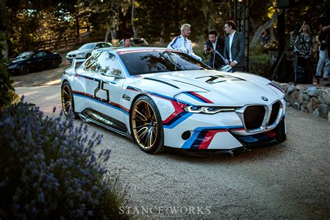The Bmw Csl Hommage R